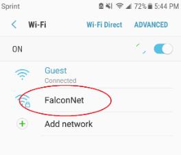 wifi andriod 3