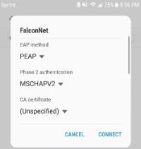 FalconNet S 3